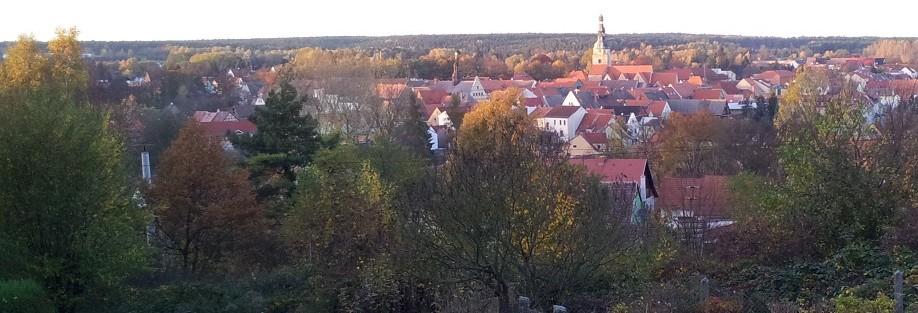 Herzlich Willkommen in Bad Belzig